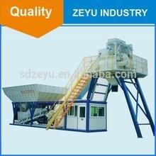 Hot Sale 25m3/H Mobile Concrete Batching Plant for Sale