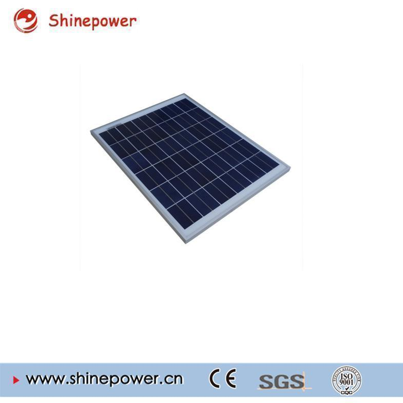 20 Watt Polycrystalline Solar Module for LED Light.