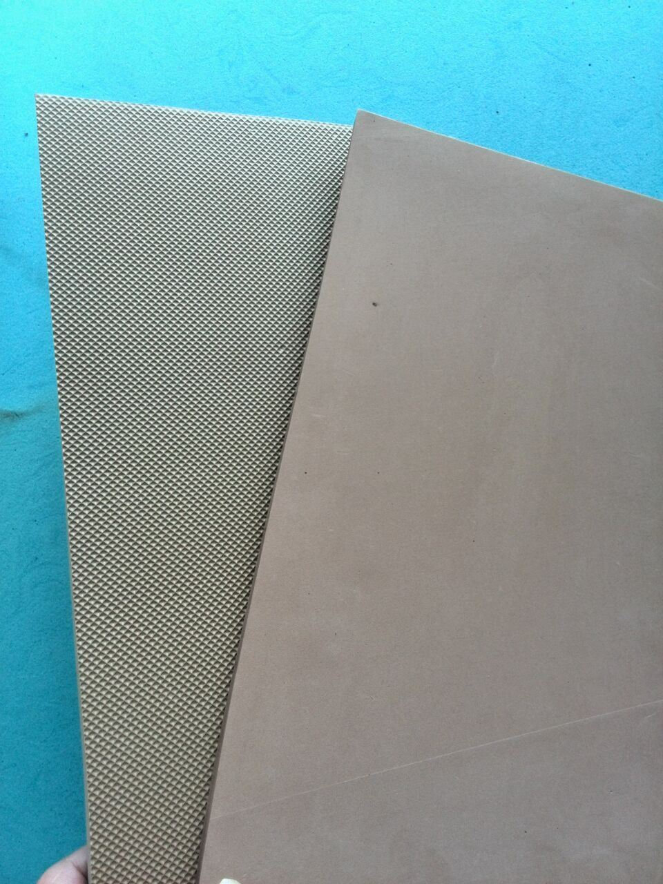 High Quality EVA with Rubber Sheets Shoe Sole Sheets Outsole Material