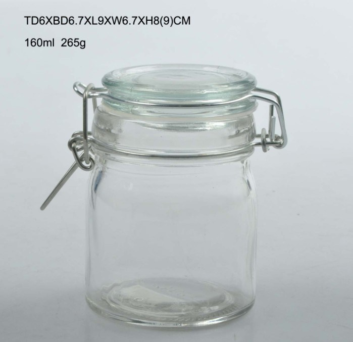 Sealed Glass Bottle (12-0131-AD)