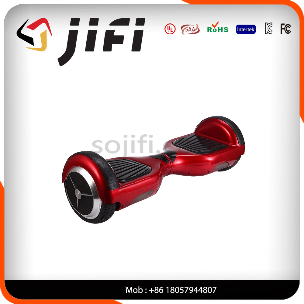 Wholesale 2 Wheel Self-Balancing Standing Electric Scooter Hoverboard Free Hand