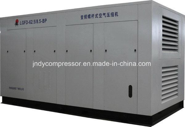 Stationary Direct Driven Rotary Screw Compressor