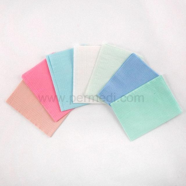 Disposable Dental Napkin, Adult Dental Bib