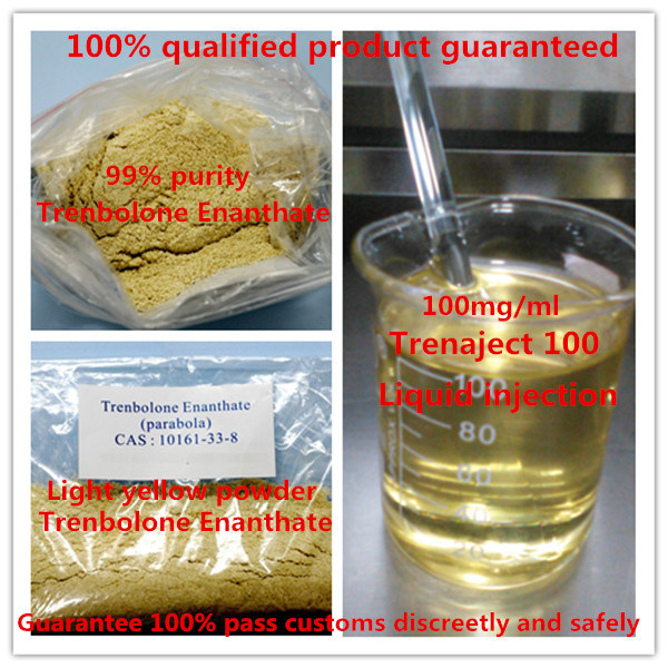 Muscle Building Injectable Steroid Hormone Powder Trenbolone Enanthate