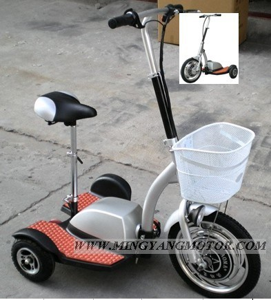 3 Wheel Electric Scooters -Three Wheel Discount Scooter