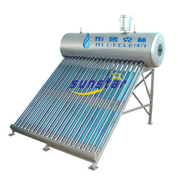 Close Loop Thermosyphon Solar Water Heater