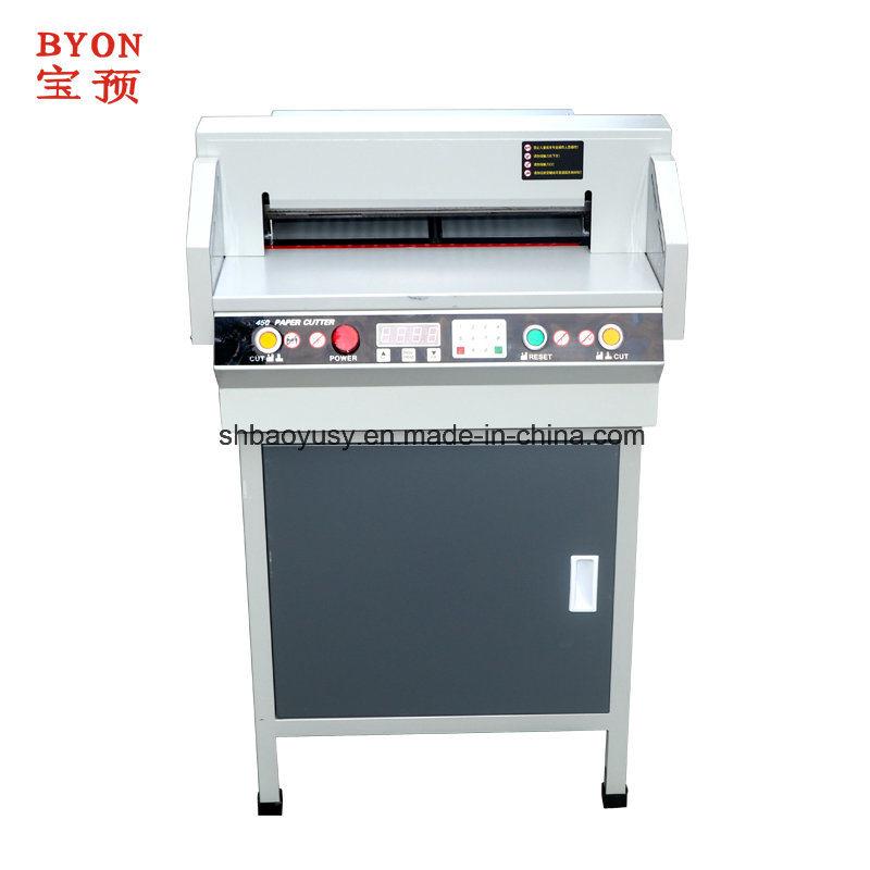 Byon Electric Paper Cutter Machine (G450VS+)
