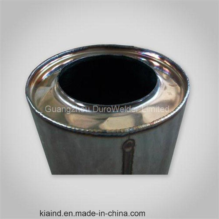Automatic Argon Arc (Plasma) Circular Seam Welder Thin-Wall Tank Welding