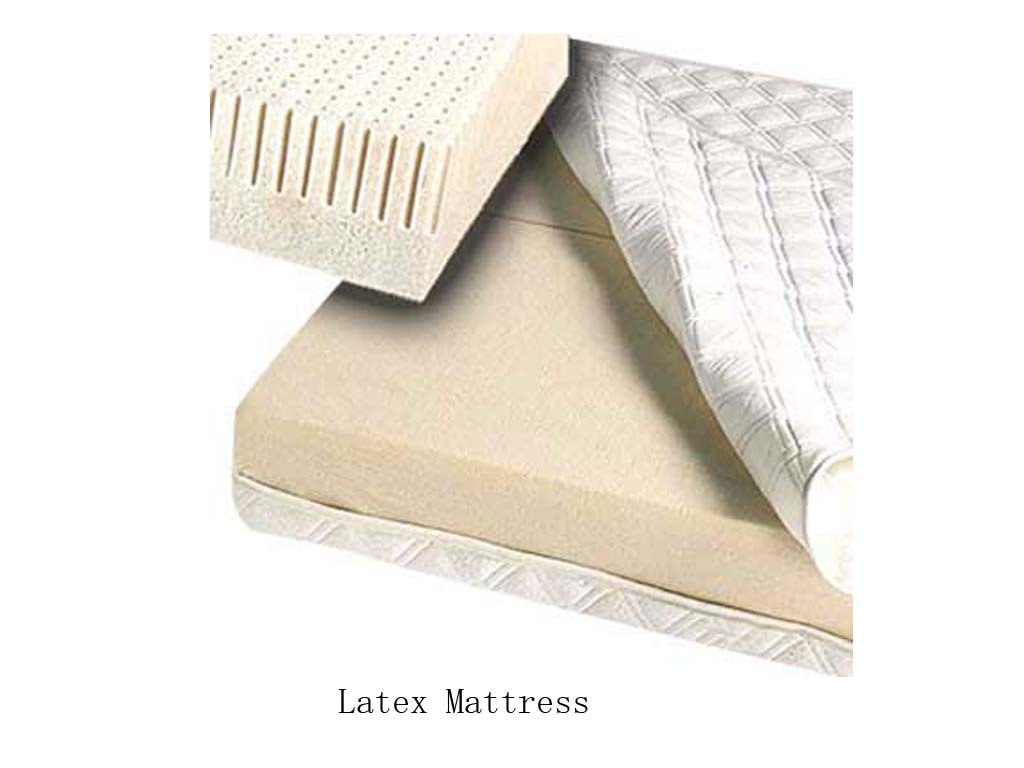 China Natural Latex Mattress AL2001 China Mattress