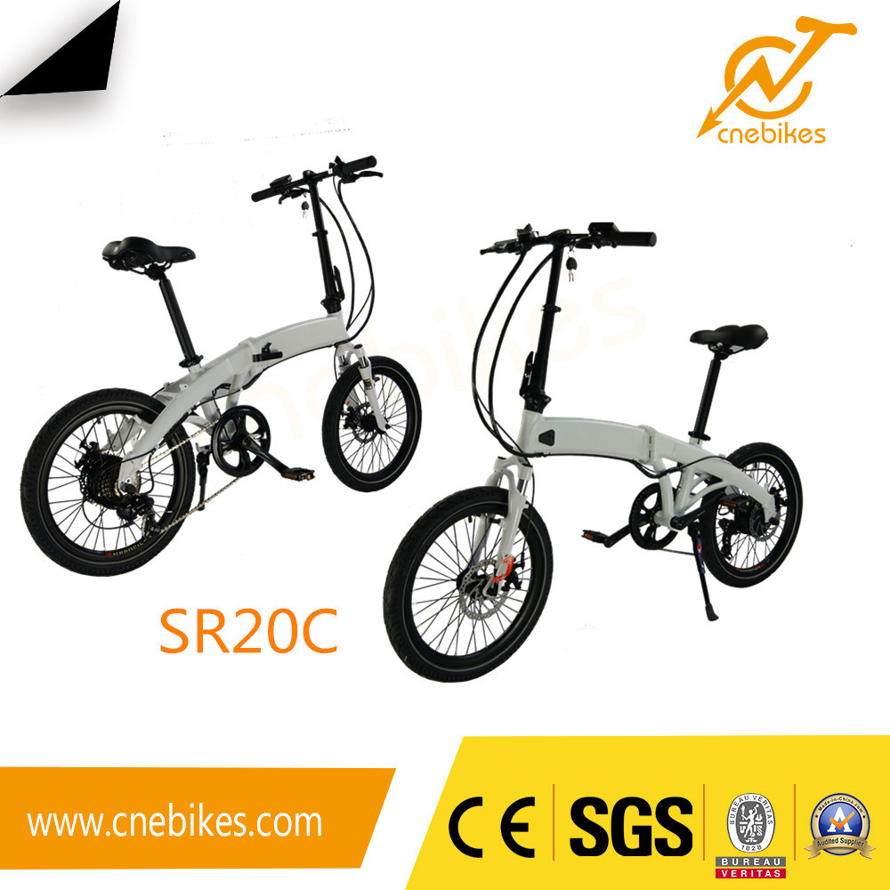 Ce Approved 36V Foldable Electric Bike for Sale