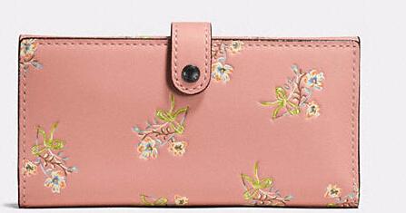 Multi-Function Zipper Clutch Leather Wallet (BDX-171001)