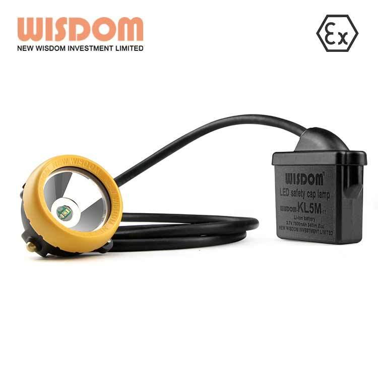 2017 Good Quality LED Mining Lamp, Headlamp Kl5m with Waterproof