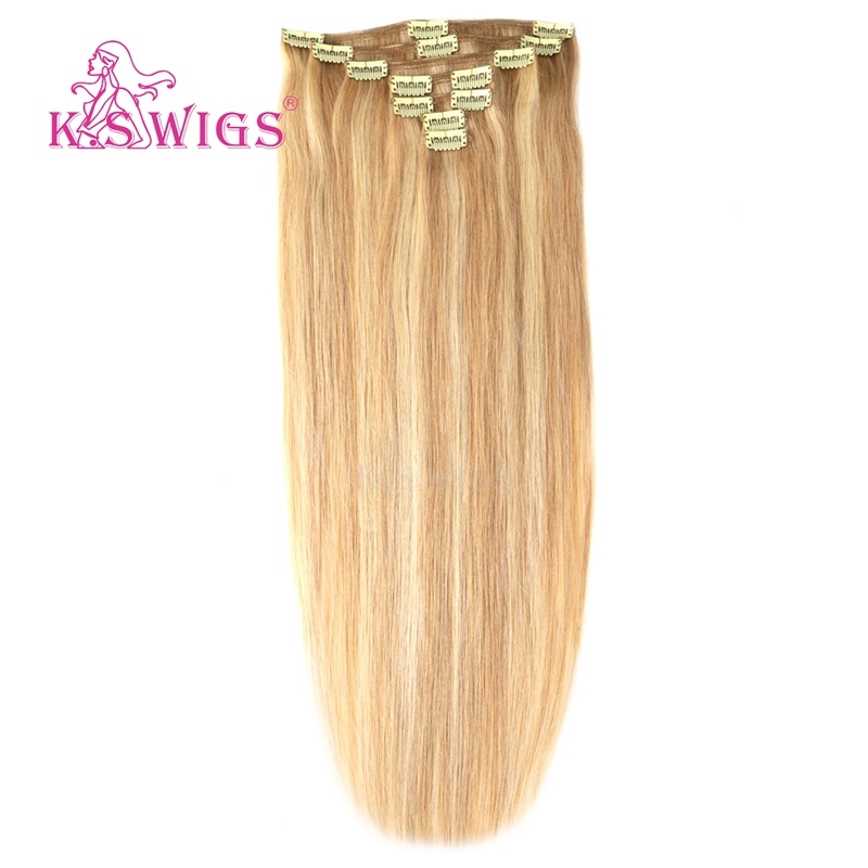 Clip in Hair Supplier for 100% Remy Hair Extension