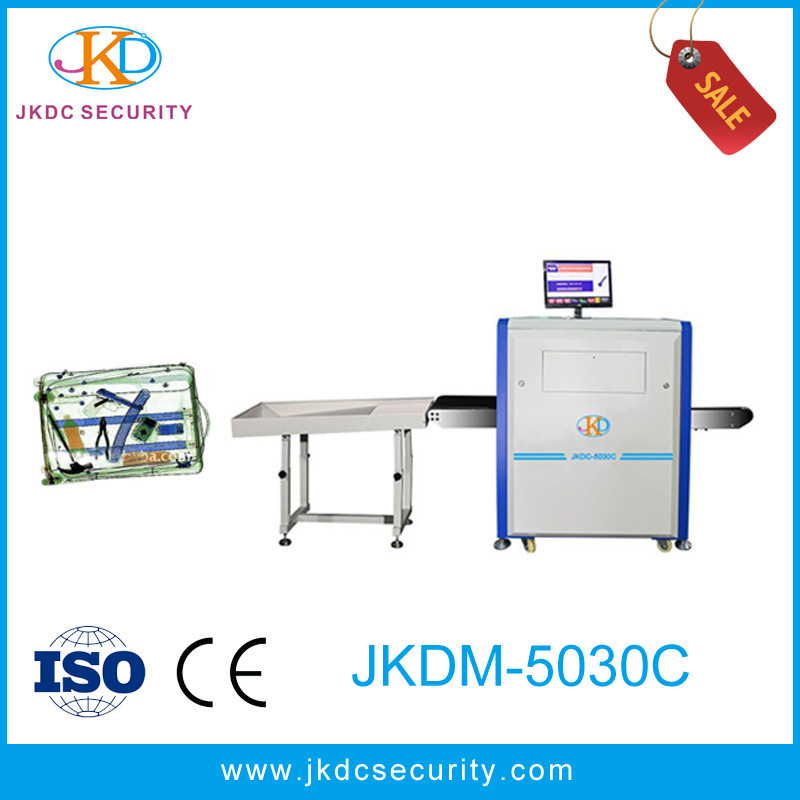 X-ray Baggage Security Scanner Systems Factory/Airport Metal Inspection Machine