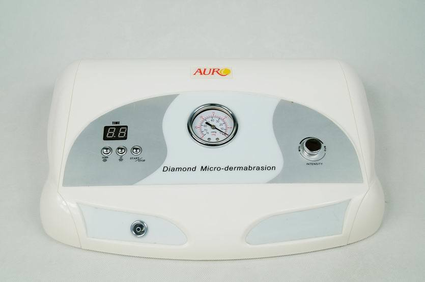Au-3012 Portable Skin Peeling Microdermabrasion Facial Machine for Sale