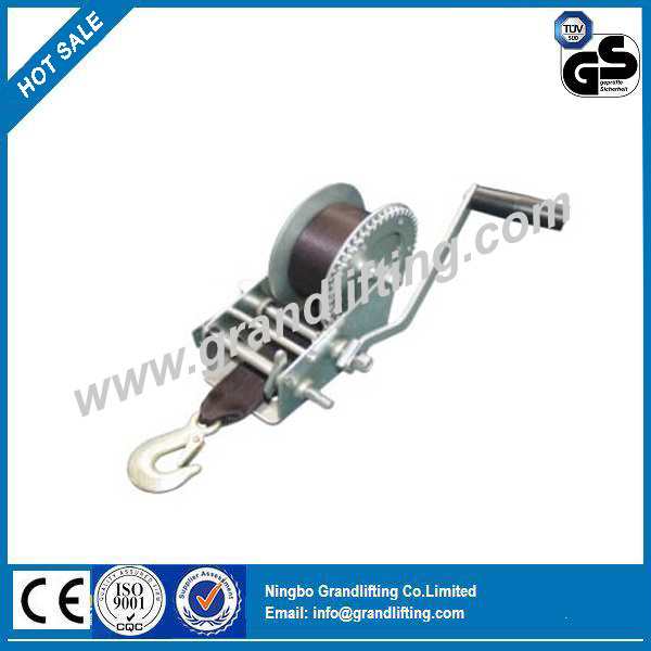 Wire Rope Hand Manual Winch