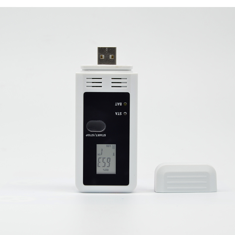 Dry Ice Temperature Data Logger Recorder (SSN-17E)