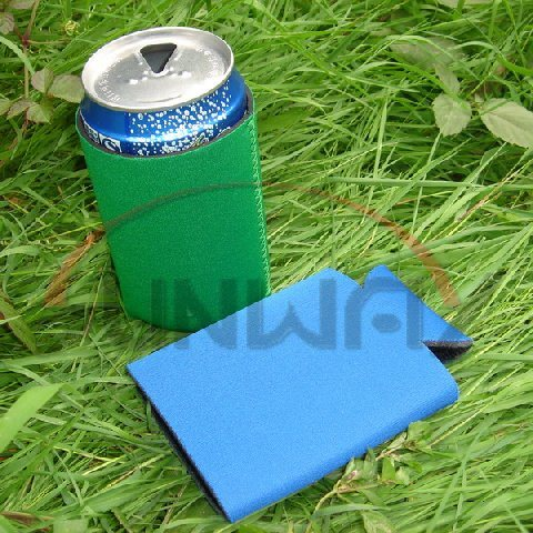 Promotion Gift Collapsible Beer Can Holder Stubby Can Cooler (BC0002)