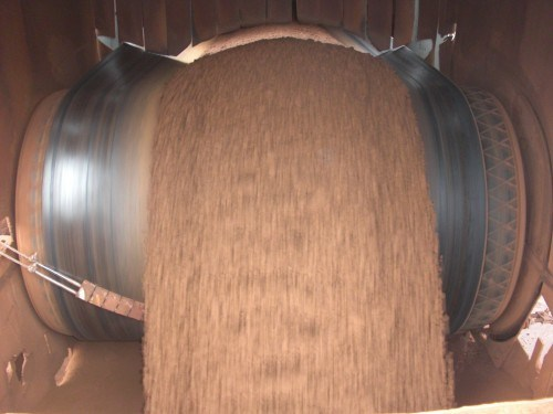 Primary Belt Cleaner for Cement Plant