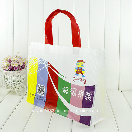 Non Woven PP Shopping Tote Eco-Friendly Bag (M. Y. M-010)
