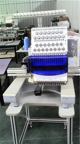Single Head Cap Embroidery Machine Same as Tajima Function But Price More Reasonable