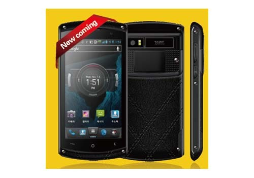 IP68 4G Finger Print Mobile