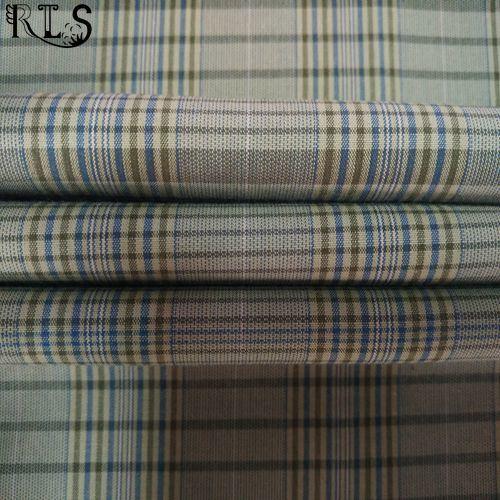 100% Cotton Poplin Yarn Dyed Fabric Rls32-2po