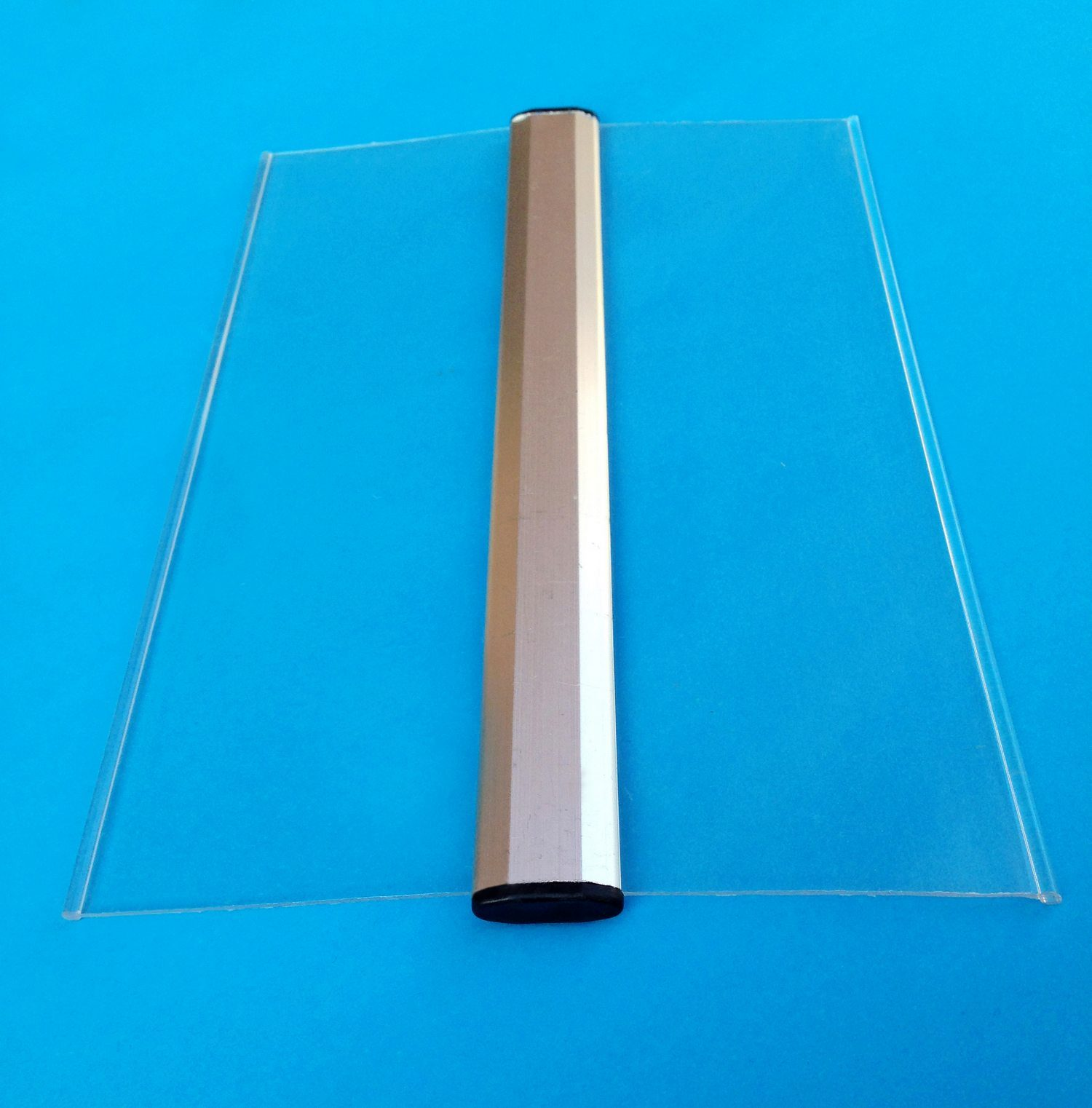 Transparent Polycarbonate Rolling Shutter Door/ Roller Shutter Door (PC7)