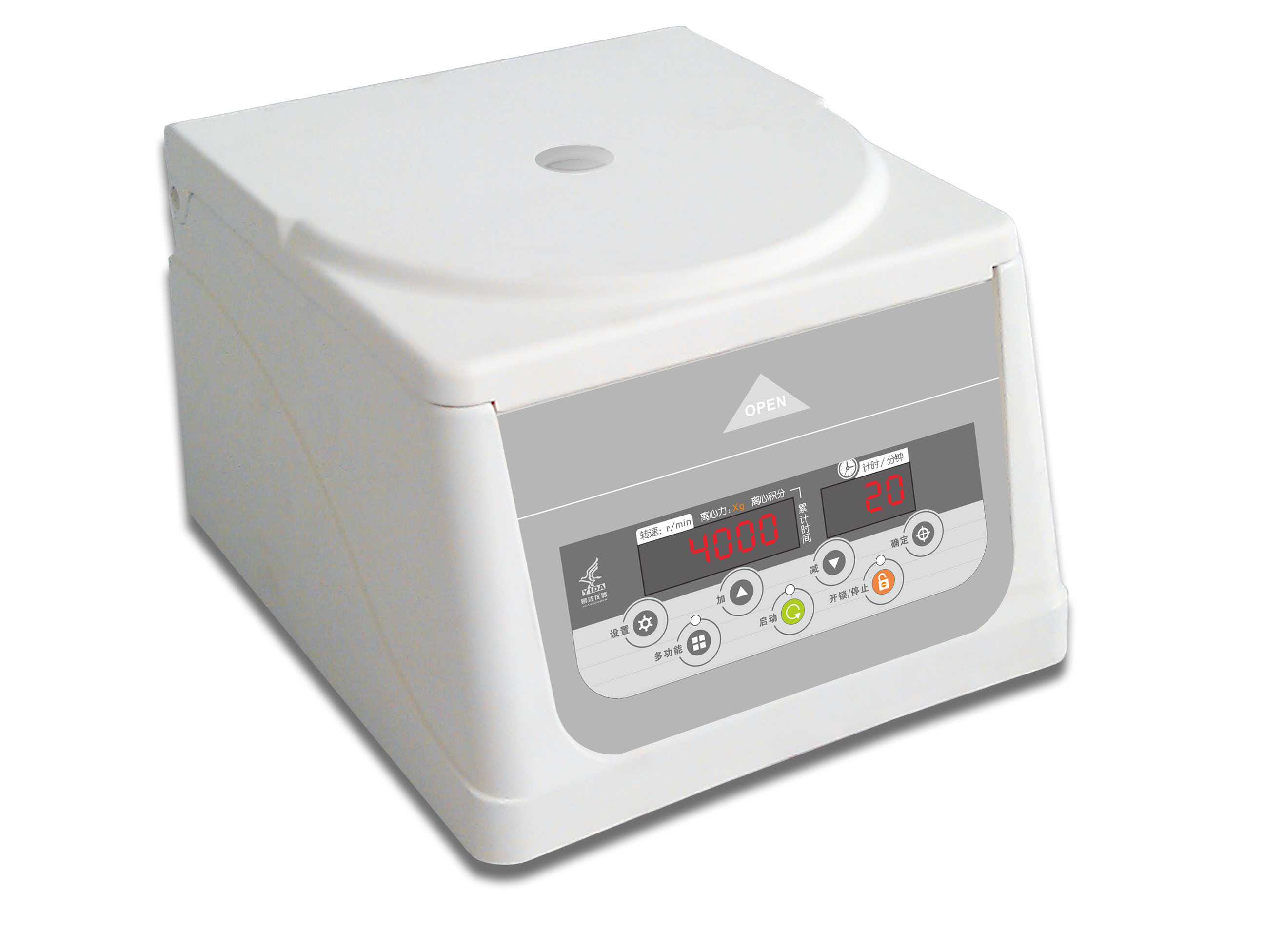 Tabletop Low Speed Centrifuge (TD4S)