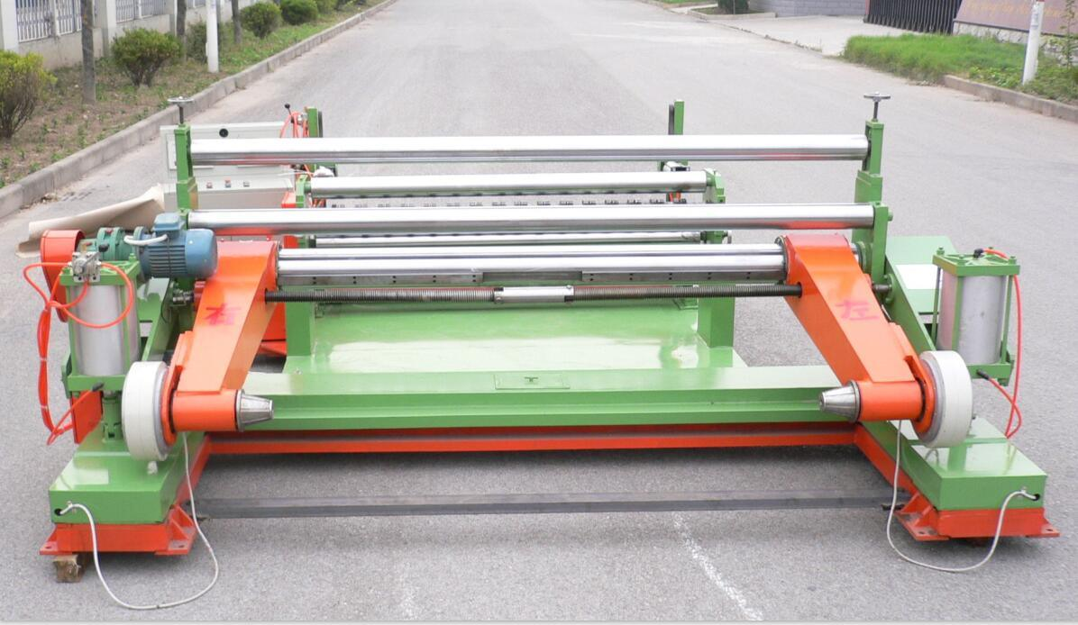 Paper Cutting & Slitting Machine