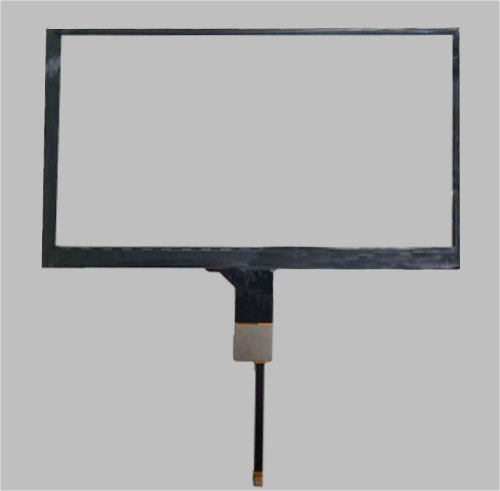 7 Inch TFT LCD Module Display with Capacitive Touch Panel