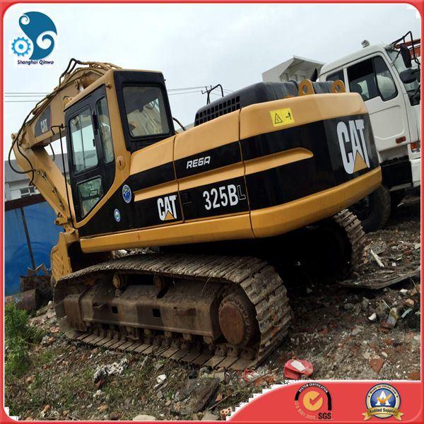 Cheap Construction Machinery Used Caterpillar325b Crawler Hydraulic Excavator (cat 3116engine)