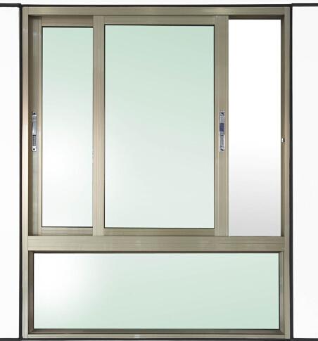 Aluminum Sliding Opening Casement Window