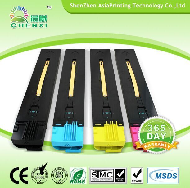 Compatible Color Toner Cartridge for Xerox Docucolor 250 242 240 252 260, for Xerox DC250 Toner, for Xerox DC240 Toner