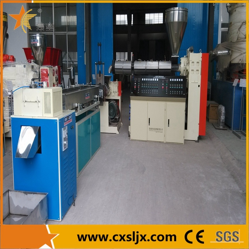 PE/PP/HDPE Film Pelletizing/Granulating Line (Plastic Recycling Machinery)