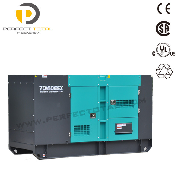 40kVA Cummins Electric Generator Set