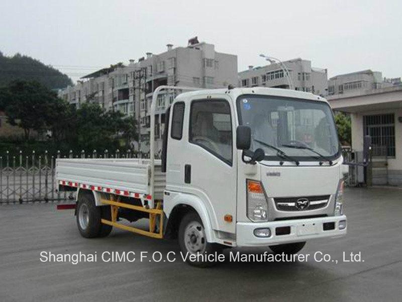 Sinotruk Homan 2-5 Ton Light Duty Cargo Truck/Small Light Truck