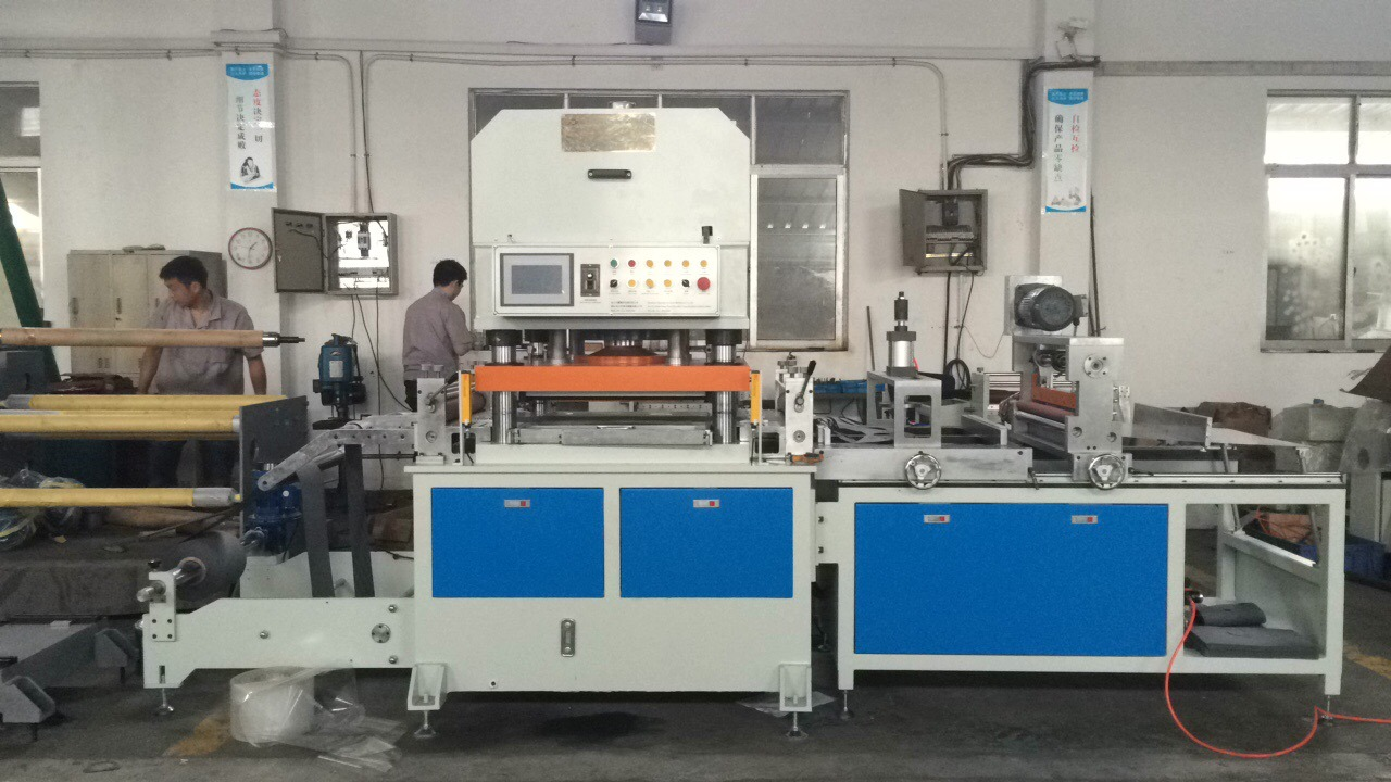 Rubber Gasket Die Cutting Machine
