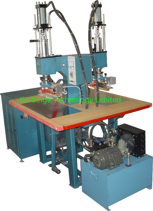 Hydraulic H. F Plastic Welder High Frequency Welding Equipment for Shoes Embossing