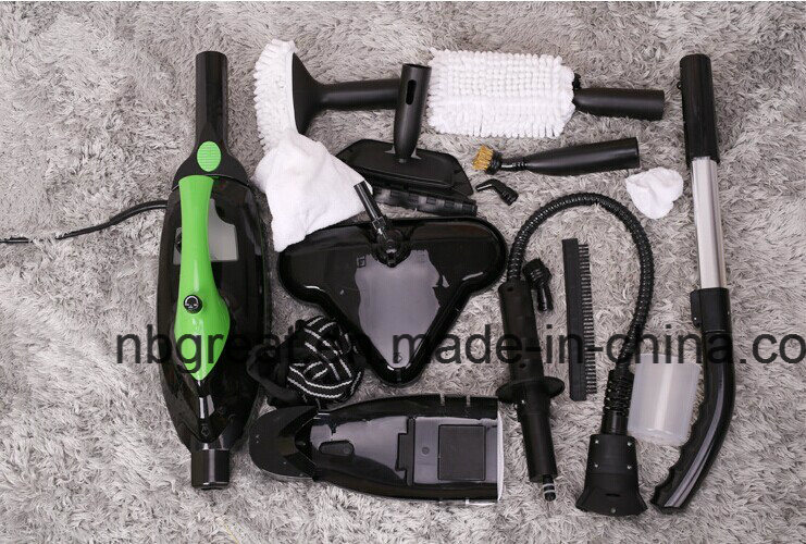 Powerful Non-Chemical Hot Steam Mops & Carpet and Floor Cleaning Machines 12 in 1 Steam Cleaner