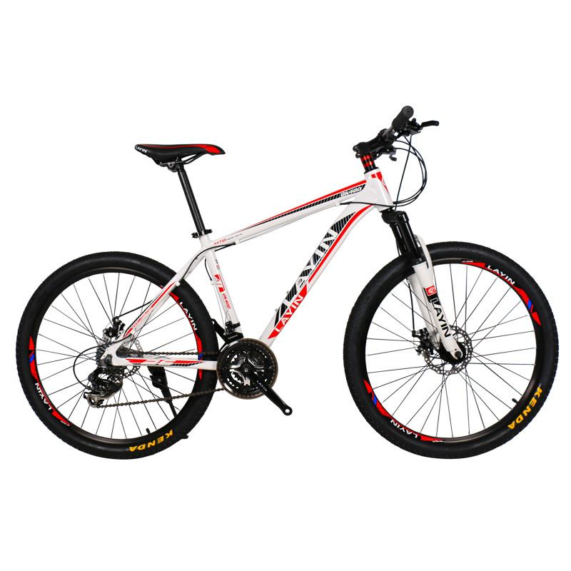 Chinese 26′′ Aluminum Alloy Suspension Bicicletas with Disc Brake
