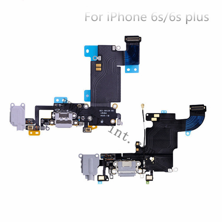 Mobile Phone Spare Parts Charging Flex Cable for iPhone 6s 5.5inch Flexcable