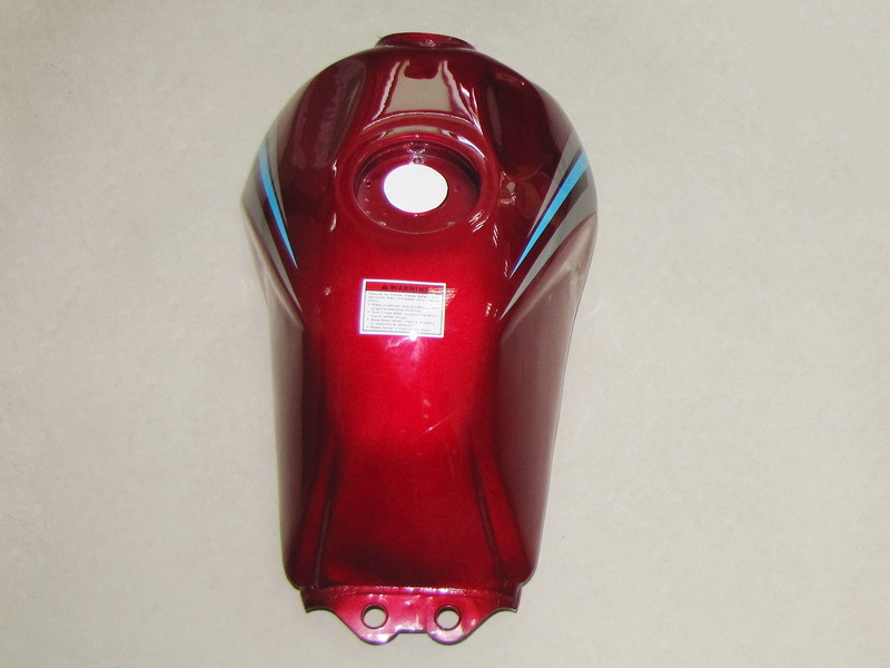Yog Motorcycle Parts Motorcycle Fuel Tank for Suzuki En125