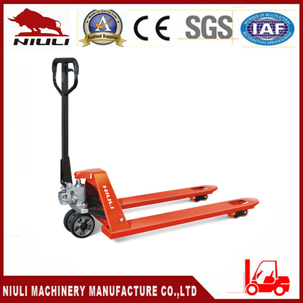 AC 2500kg Hand Pallet Truck with Ce