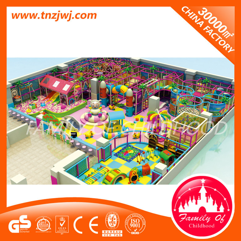 Big Discount Naughty Castle Indoor Playground Labyrinth