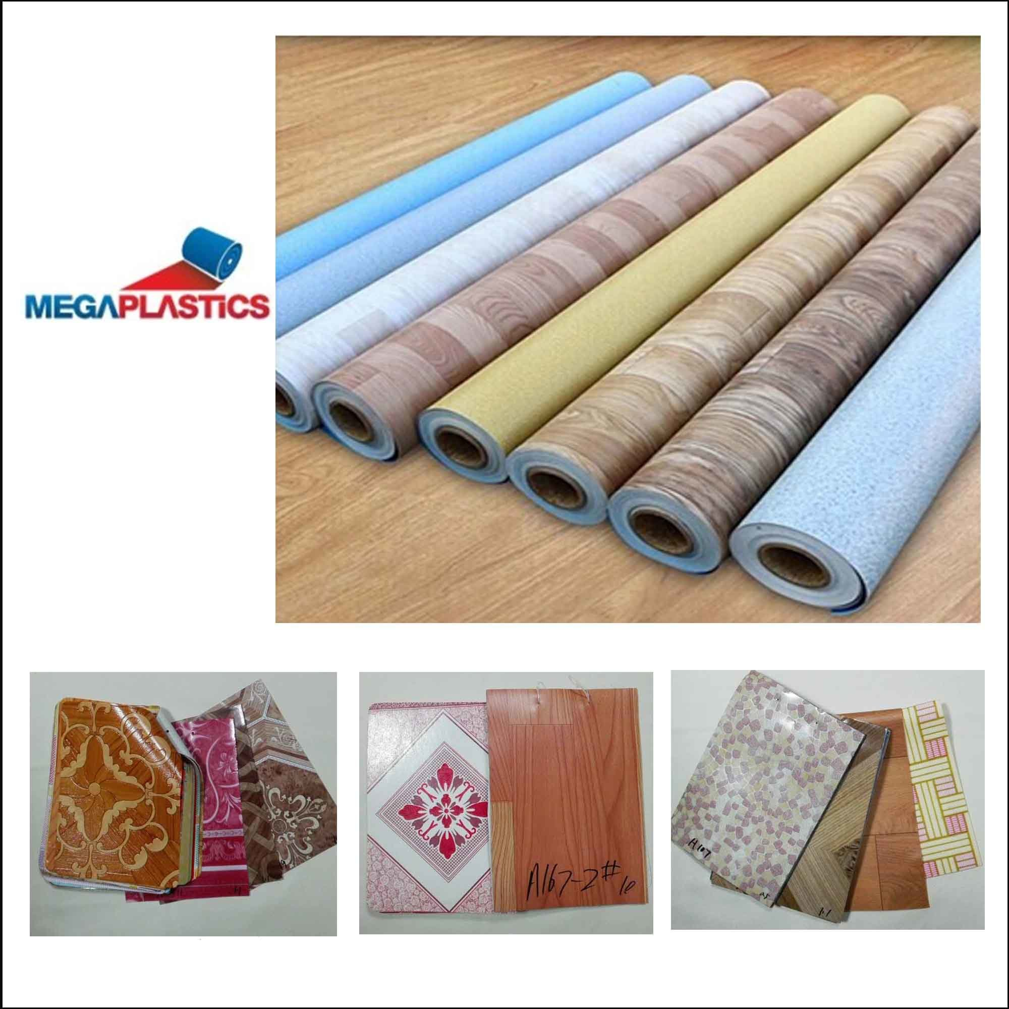 Advanced Full-Automatic Production Line PVC Vinyl Flooring
