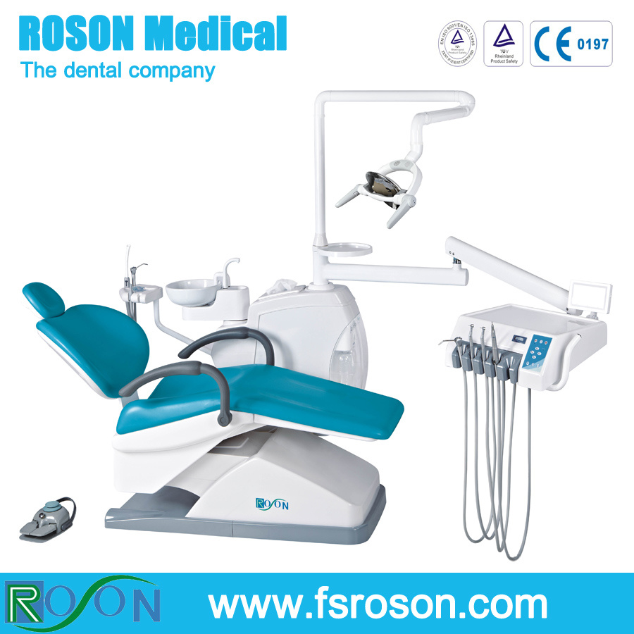 Hot Selling Dental Unit Dental Equipment with CE, ISO (KLT6210-N1)