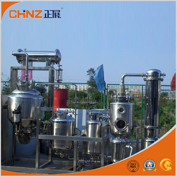 Heat Reflux Vacuum Extraction Concentration Machine