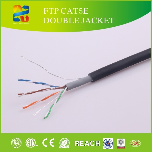100m Pass Fluke Test Network LAN Cable Cat5e pictures & photos