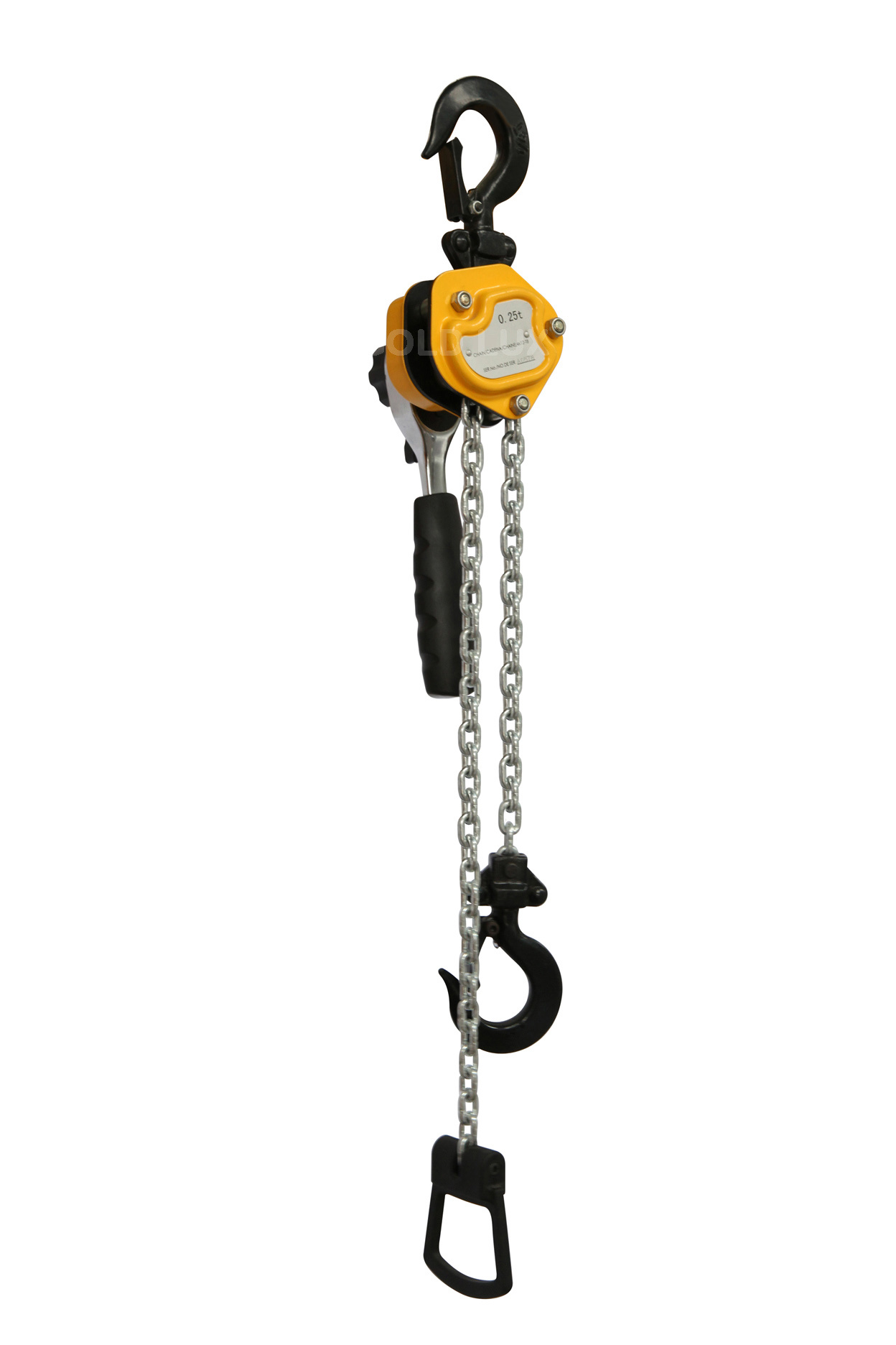 Ce Approved Crane Chain Lever Hoist (DH)